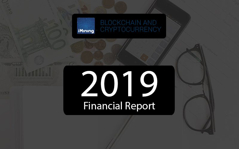 Financial Reporting iMining FR 2019
