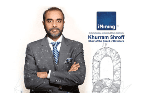 Imining Announces Appointment Of Khurram Shroff As Chair Of The Board Of Directors  Home khurram 300x188